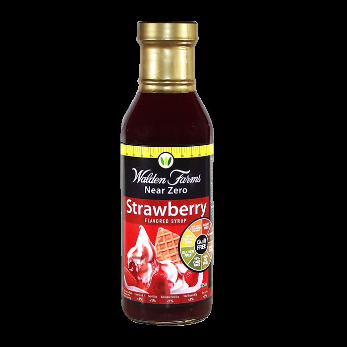 Strawberry Syrup, 355ml
