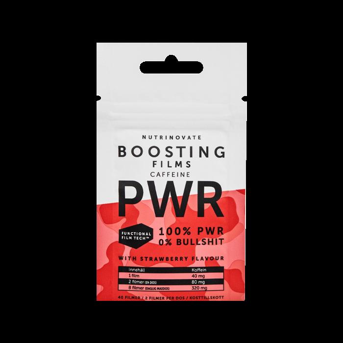 Nutrinovate Boosting Films PWR