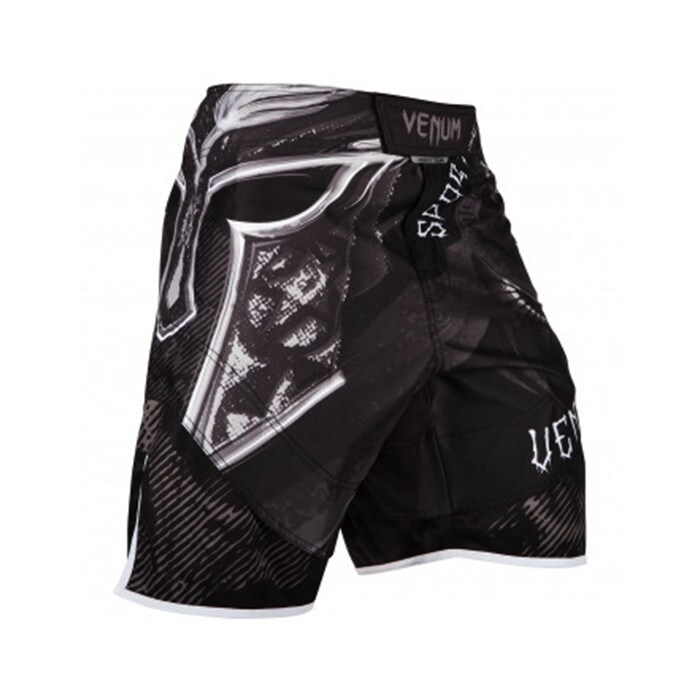 Venum Gladiator 3.0 Fightshorts, Black/White