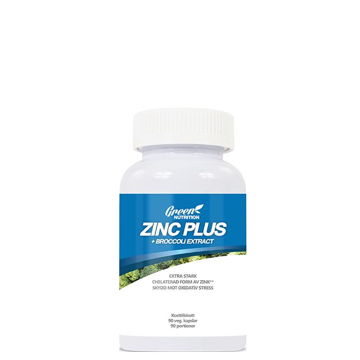 Zinc Plus, 90 kapslar