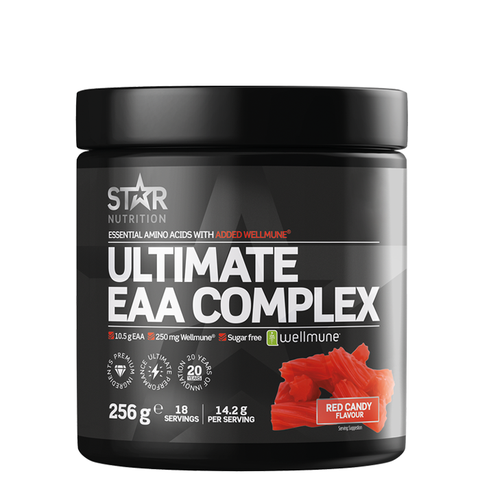 Ultimate EAA Complex, 256g Red Candy