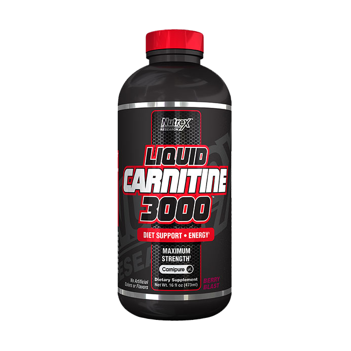 Liquid Carnitine 3000, 473 ml, Berry Blast