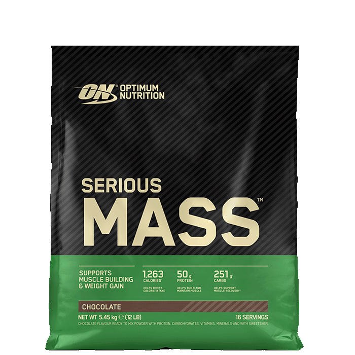Serious Mass 5.455kg Chocolate
