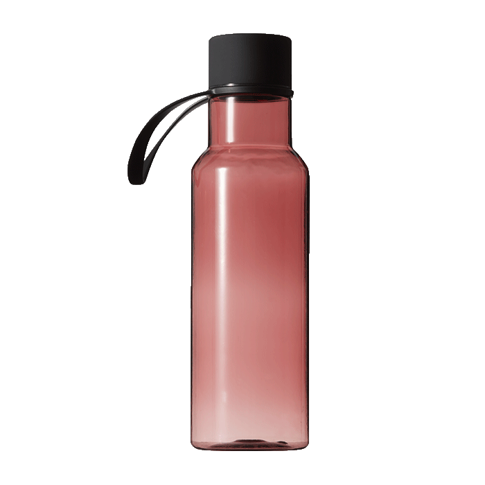 Lightweight Bottle 0,6L, Comfort Pink