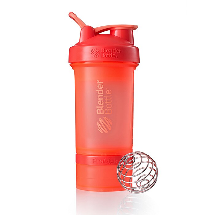 Blender Bottle ProStak, Full Color Coral, 650ml