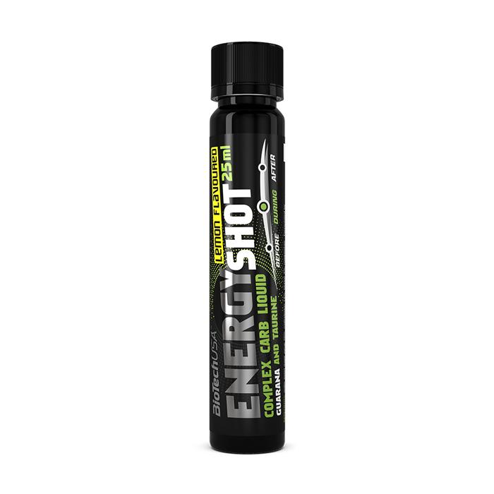 12-hour energy shock, 25 ml, lemon