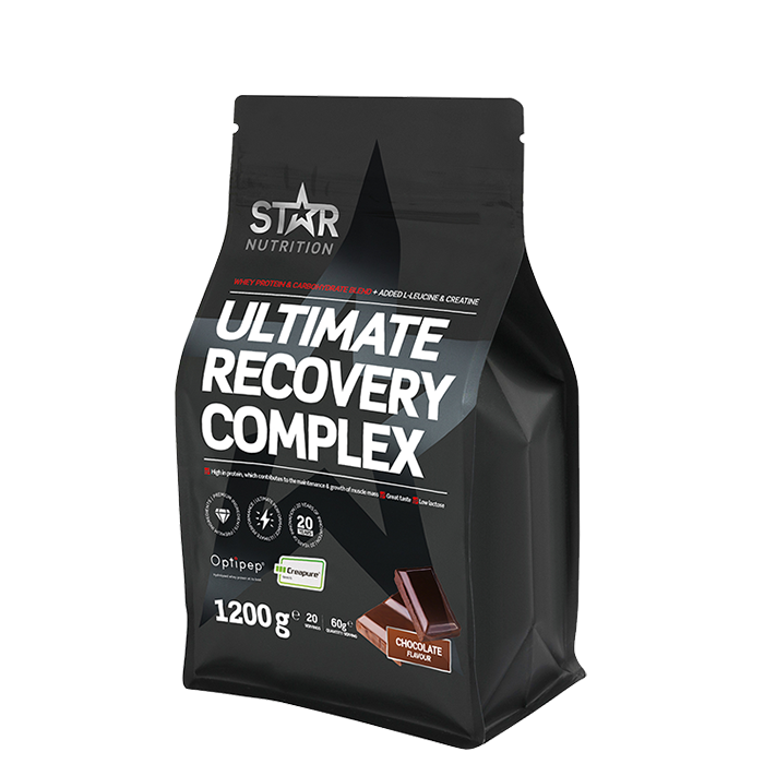 Ultimate Recovery Complex, 1.2 kg 1.2kg Chocolate