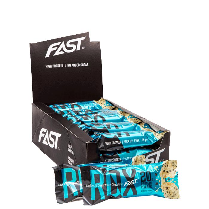 15 x ROX protein bar, 55 g