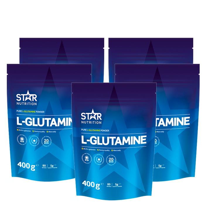 L-Glutamine BIG BUY, 2 kg