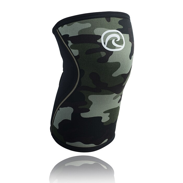 RX Knee Sleeve, 5mm, Camo/Black