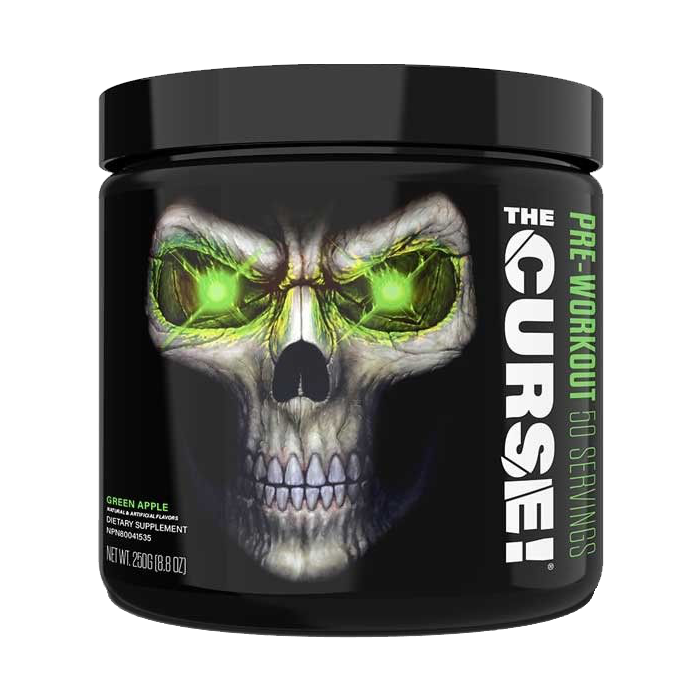 The Curse, 250 g Blue Raspberry