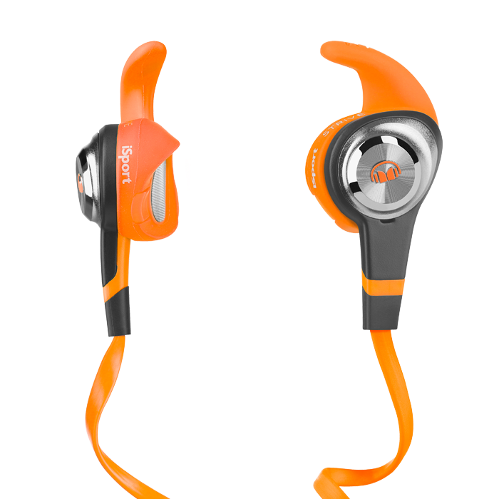 Monster Strive In Ear, Orange