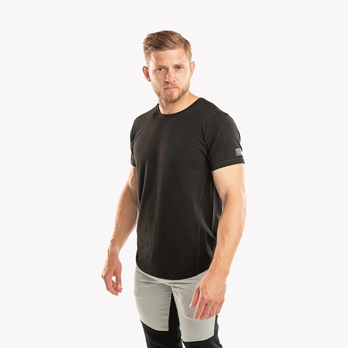 CLN Bamboo T-shirt, Black