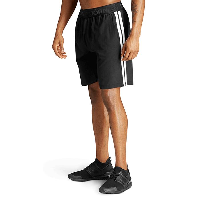 Borg Shorts, Black Beauty