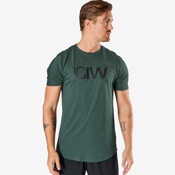 Ultimate Training T-shirt, Khaki Green