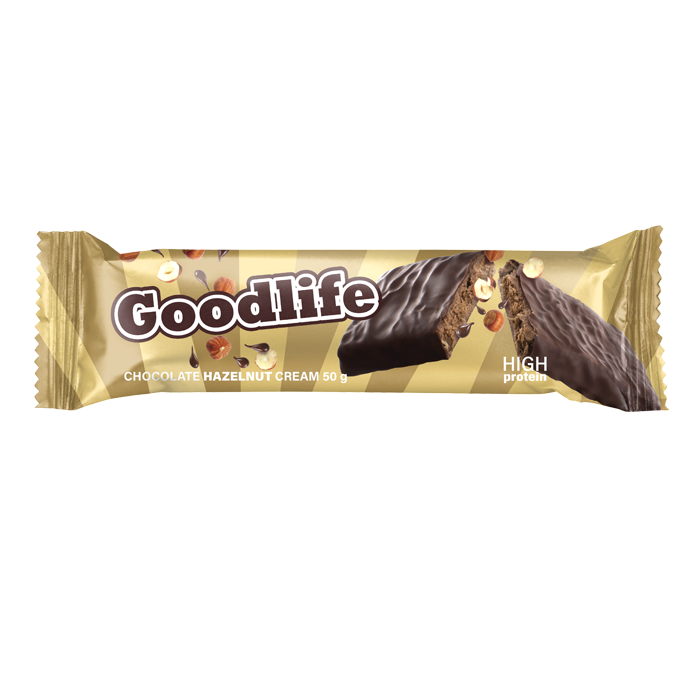 Goodlife, 50 g Nutty Peanut