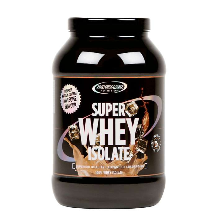 Super Whey Isolate, 1300 g Ice Coffee