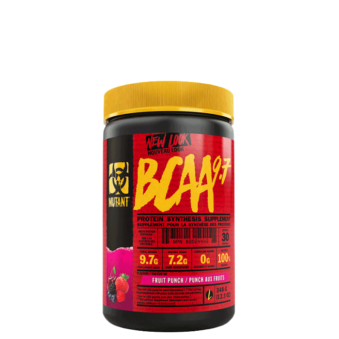 Mutant BCAA 9.7 90 servings Fruit Punch