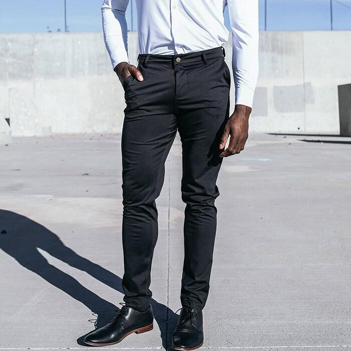 Motive Pants, Black