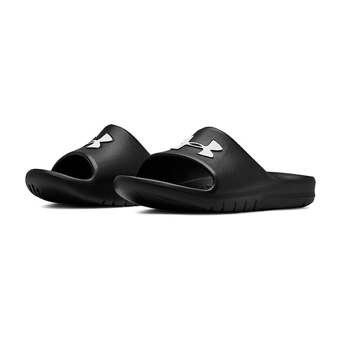 UA Core PTH Slides, Black