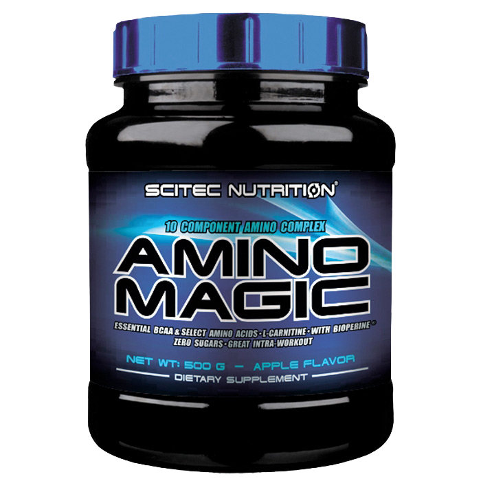 Amino Magic, 500 g Apple