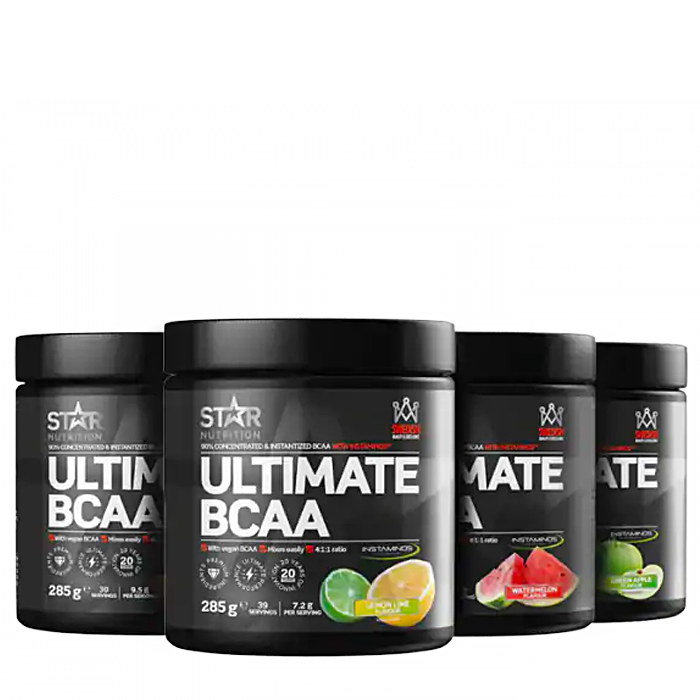 Ultimate BCAA, BIG BUY, 1,14 kg