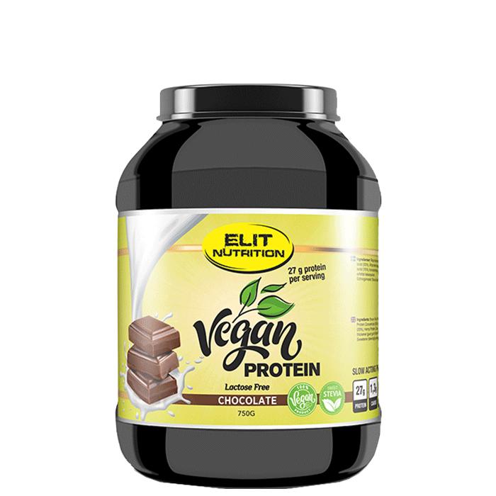 ELIT VEGAN Protein Laktosfri, 750 g