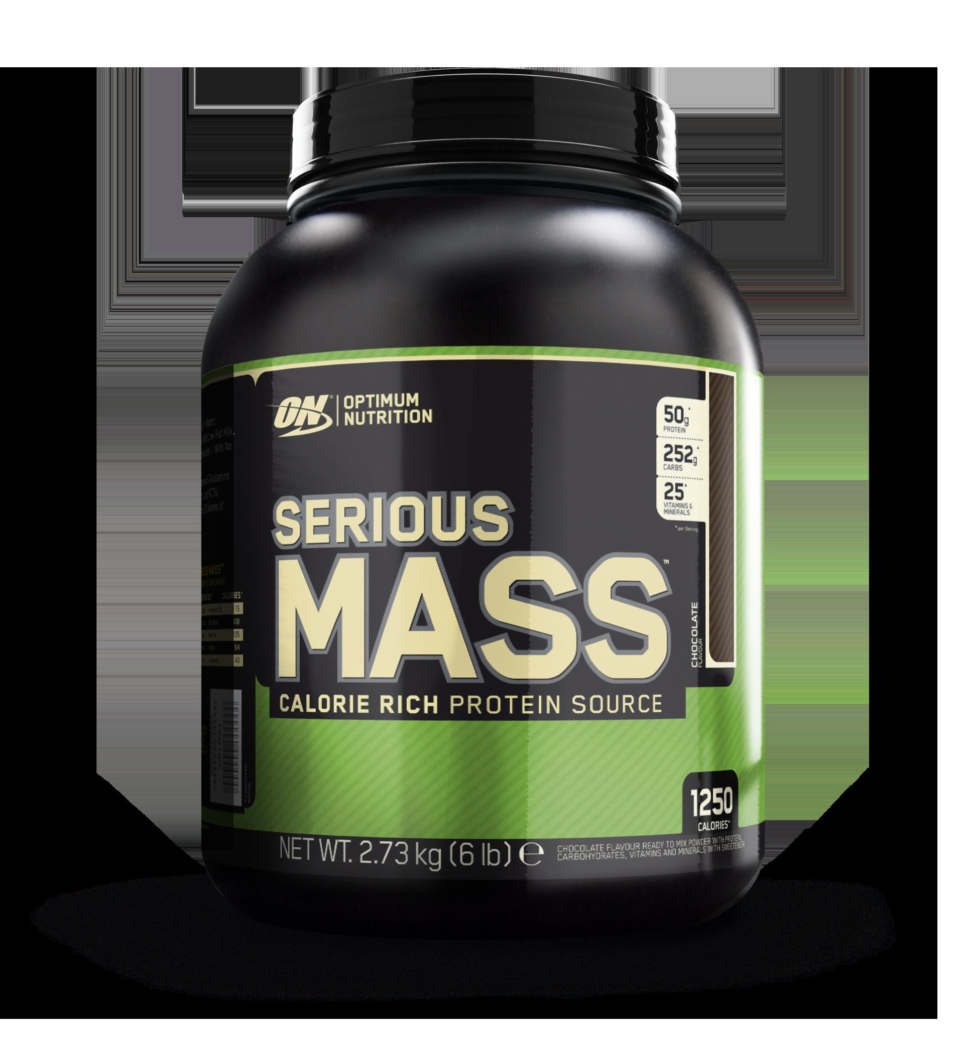 Serious Mass, 2727 g