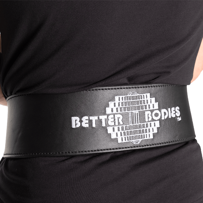 BB Lifting belt, Black
