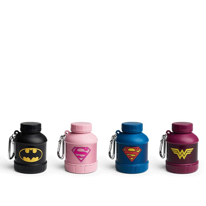 DC Comics WHEY2GO Funnel