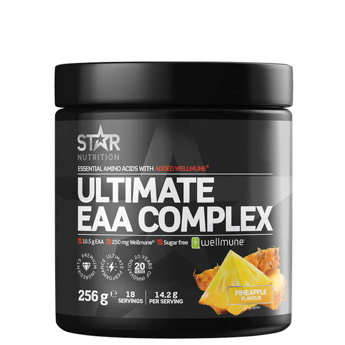Ultimate EAA Complex, 256g Pineapple