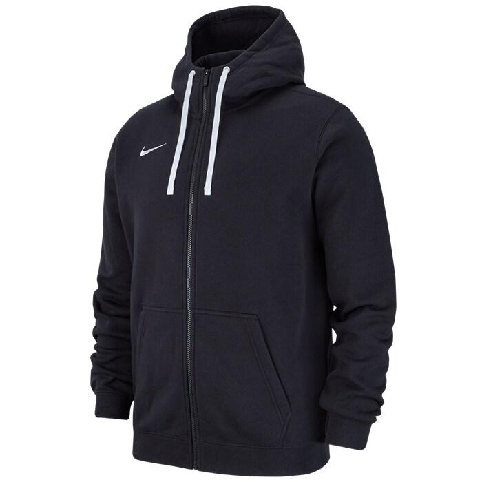 Nike Gym Zip Hood, Black