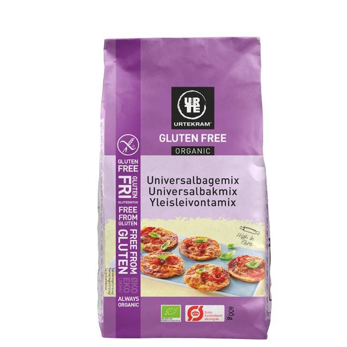 Universalbakmix glutenfree, 600 g