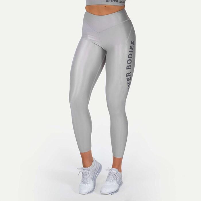 Vesey Leggings V2, Steel Grey