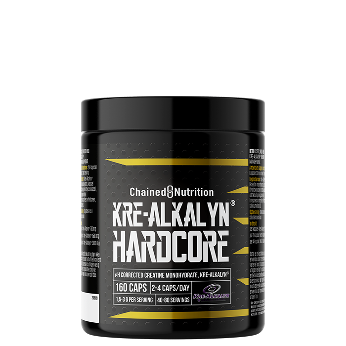 Kre-Alkalyn Hardcore, 160 caps