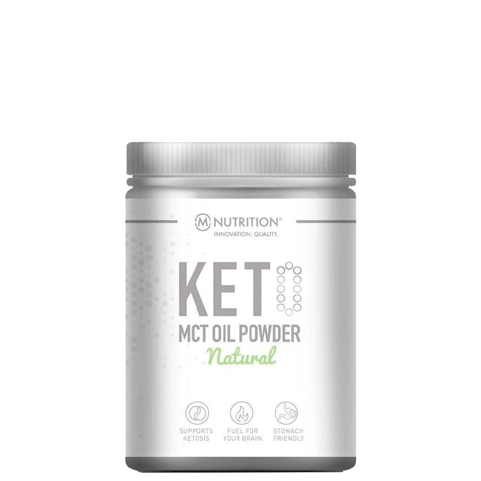 Keto MCT Oil Powder, 300 g, Natural