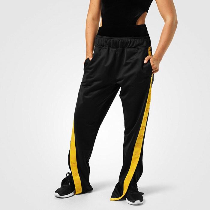Bowery Track Pants, Black