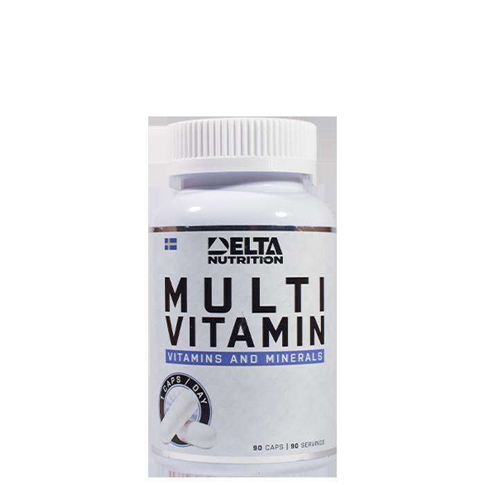 Multivitamin, 90 caps