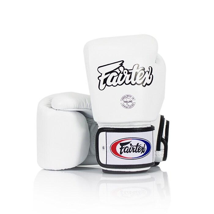 Fairtex BGV1, Boxing Gloves, White