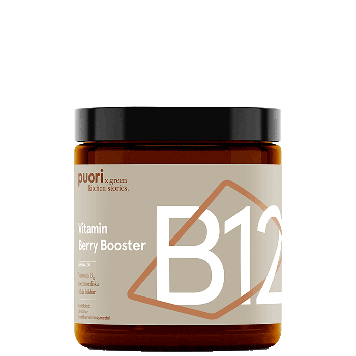 B-12 Berry Booster, 20 doser
