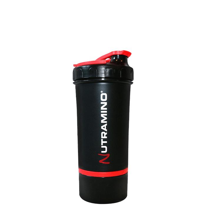 Nutramino, Shaker, Black, 740 ml
