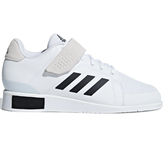 Adidas Power Perfect III, White/Black
