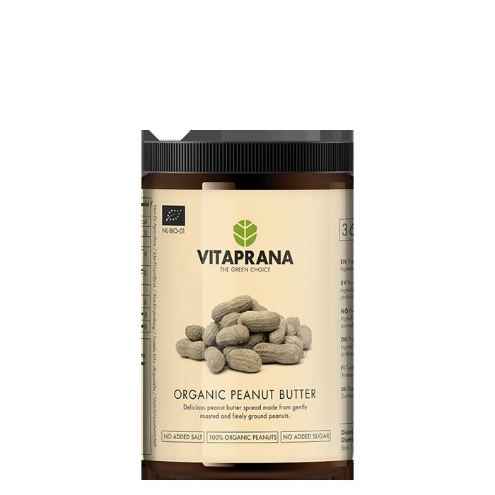 Organic Peanut Butter, 360 g