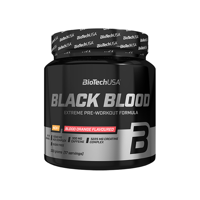Black Blood NOX+, 330 g, Blood Orange