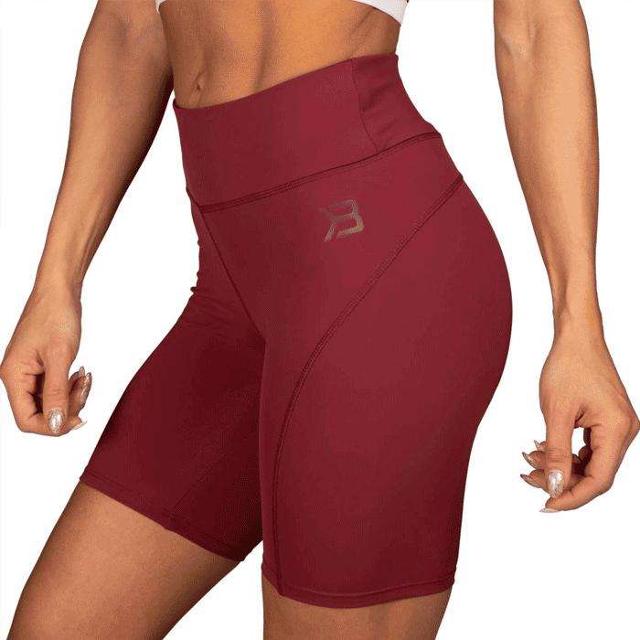 Chrystie Shorts V2, Sangria Red