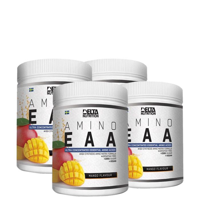 4 x EAA+ Amino, 400 g