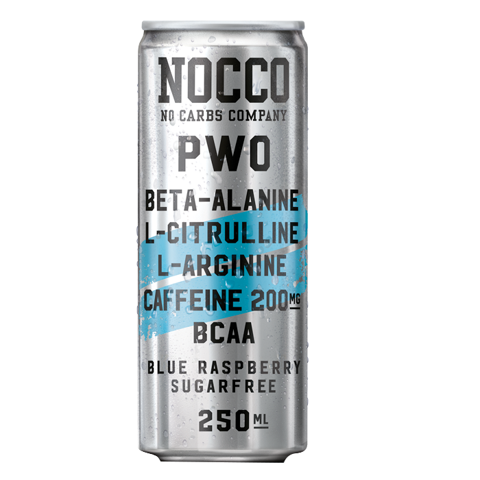 Nocco Pwo, 250 ml Cherry