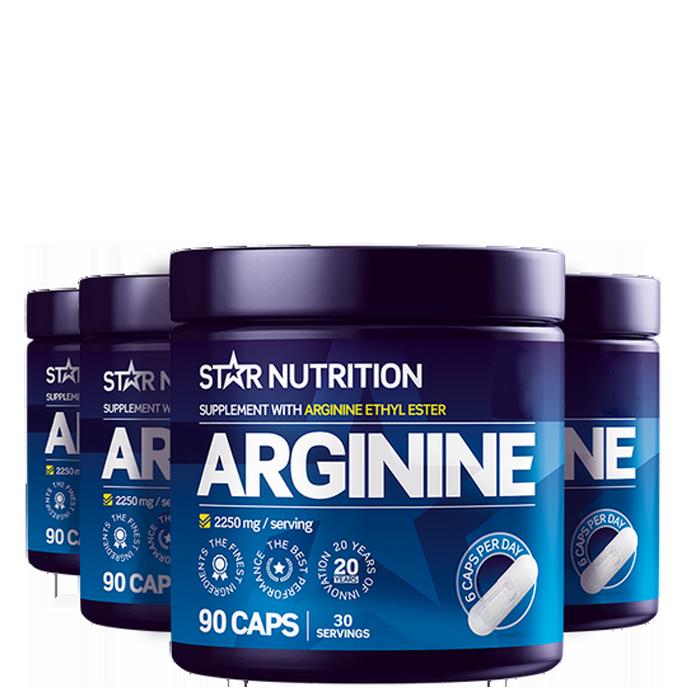 Arginine, BIG BUY, 360 caps