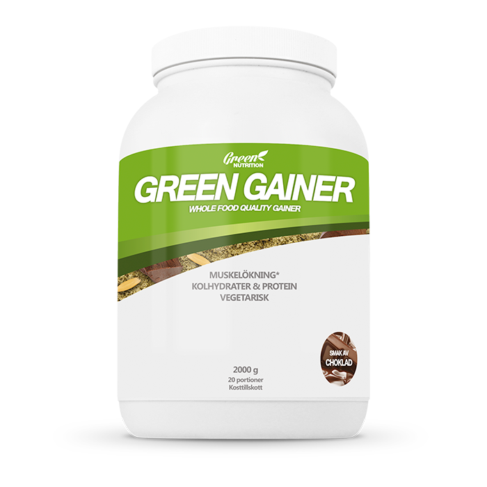 Green Gainer, 2000 g