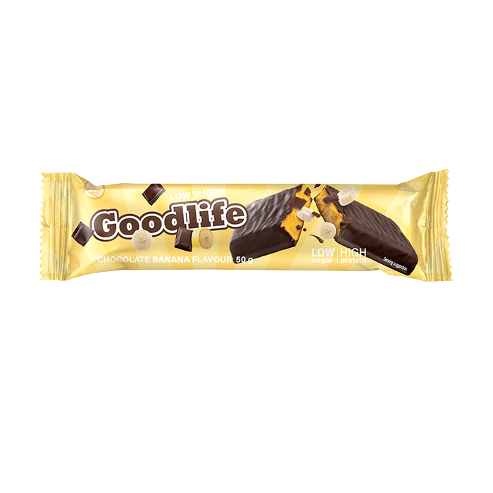 Goodlife Low Sugar, 50 g Chocolate Banana